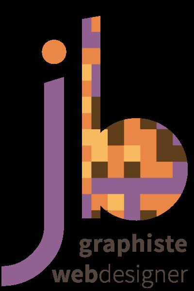 Logo Jbstudio - Graphisme et webdesigner